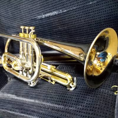 Conn Constellation '70 Vintage  Professional Cornet In Excellent Playing Condition