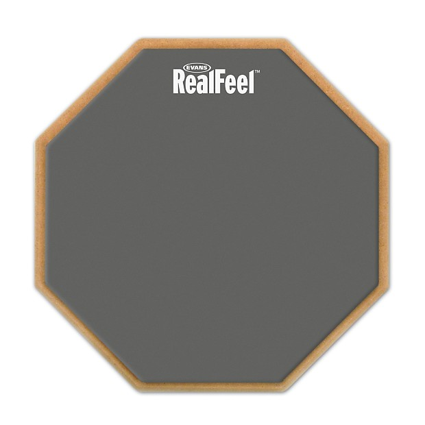 Evans Realfeel Hq 12 Quot Single Sided Practice Pad Reverb