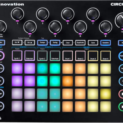 NOVATION Circuit Groove Box  - Quick Shipping Available