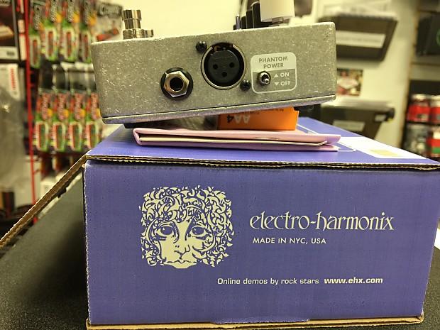 electro harmonix voice box harmony machine and vocoder guitar reverb. Black Bedroom Furniture Sets. Home Design Ideas