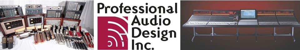 Pro Audio Design