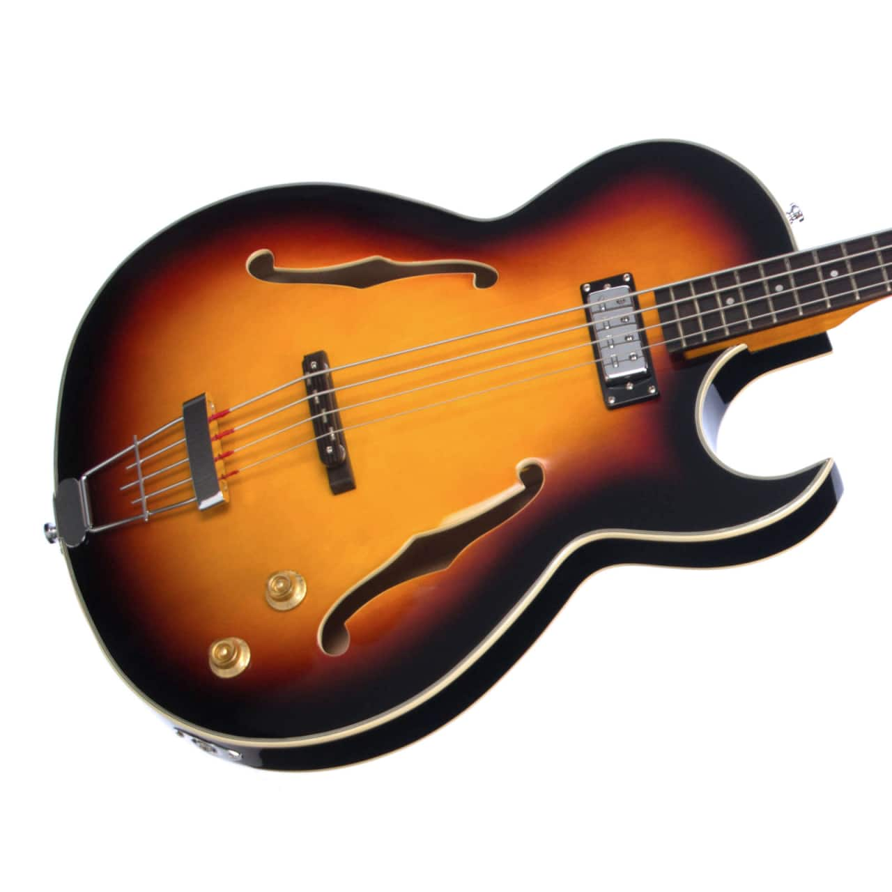 eastwood guitars saturn iv semi hollow electric bass guitar reverb. Black Bedroom Furniture Sets. Home Design Ideas