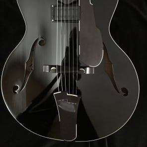 Stuart Day Steel City Archtop 2015 Flame Maple / Sitka for sale