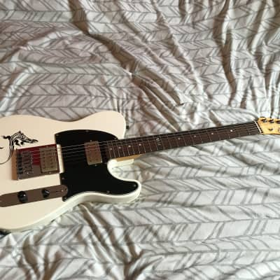 James Collins Telecaster No.4 (UK ONLY due to CITES) for sale