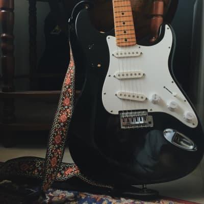 Maya ST Stratocaster 1970 Black for sale