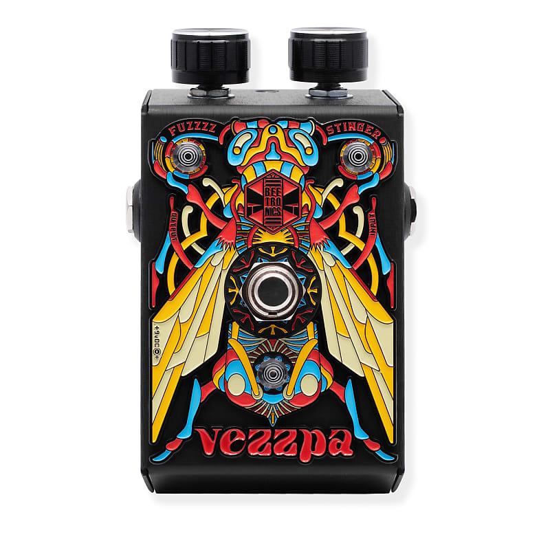 Beetronics Vezzpa Octave Stinger Fuzz Effects Pedal