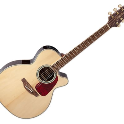 Takamine GN71CENAT NEX Cutaway Acoustic/Electric Guitar - Natural for sale