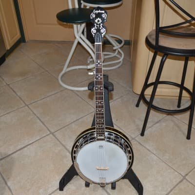 Epiphone by Gibson MB-250 Banjo with Hard Case Excellent condition! for sale