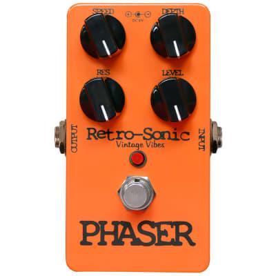 Retro-Sonic Phaser Pedal image