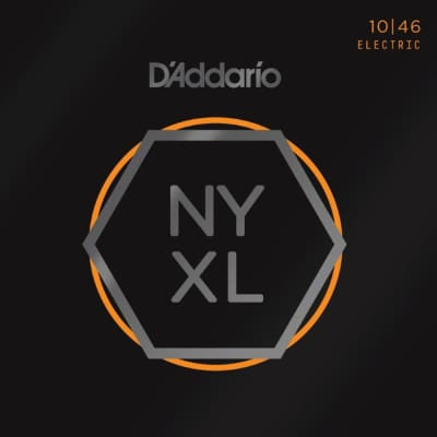 D'Addario NYXL Electric Guitar Strings - 10's