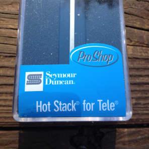 Seymour Duncan STK-T2b Hot Stack for Tele Lead Pickup Telecaster Bridge Black