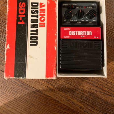 Arion Distortion SDI-1 MIJ for sale