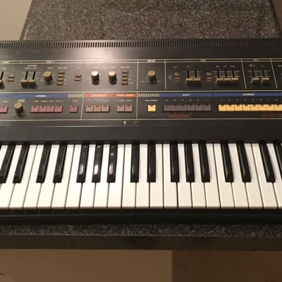 Roland Jupiter-6 | Sound Programming