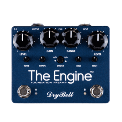 [FREE Intl Shipping] DryBell The Engine Foundation Preamp Plexi British