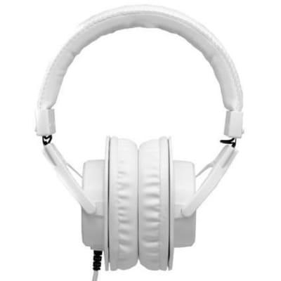 CAD MH210 Studio Headphones (White)