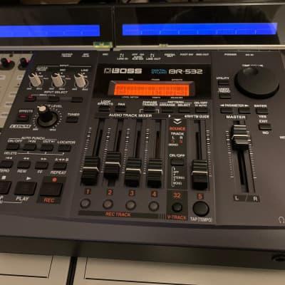 Boss BR-532 Digital Studio Compact 4-Track Recorder