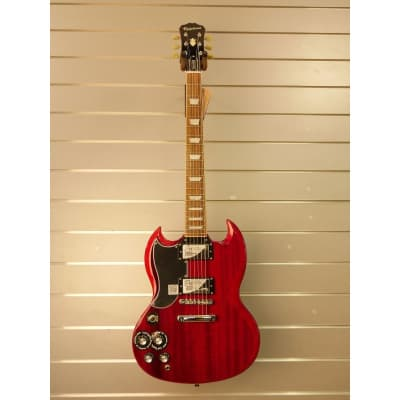 Epiphone G-400 PRO Cherry CH LH for sale