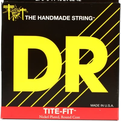 DR LT-9 Electric Guitar String (09-42)