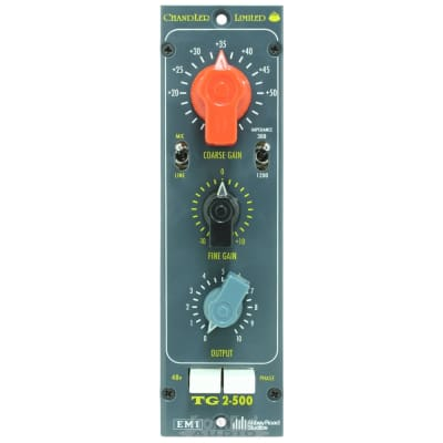 Chandler Limited TG2-500 500 Series Mic Preamp Module