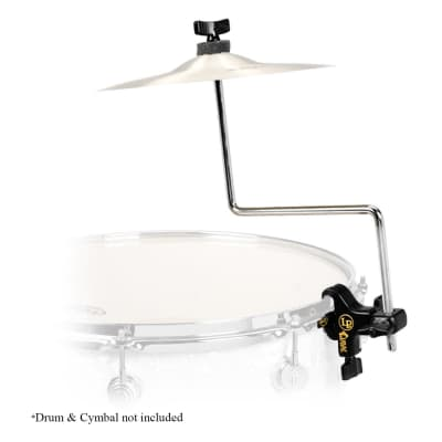 Latin Percussion The Claw Z Shape Cymbal Arm w/ Splash Mount LP592SX