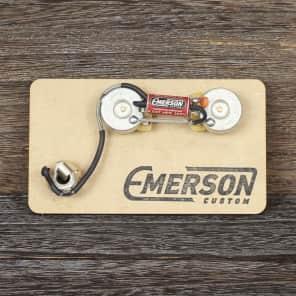 Emerson Custom Prewired P-Bass Kit (Short Shaft)