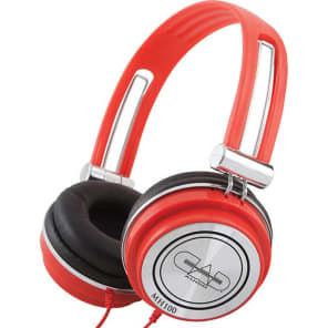 CAD MH100 Closed Back Mid-Size Studio Headphones