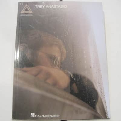 Tery Anastasio Sheet Music Song Book Songbook Guitar Tab Tablature Hal Leonard