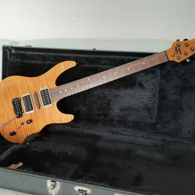 Brian Moore NY MC-1 custom 1994  Vintage Orange Rare for sale