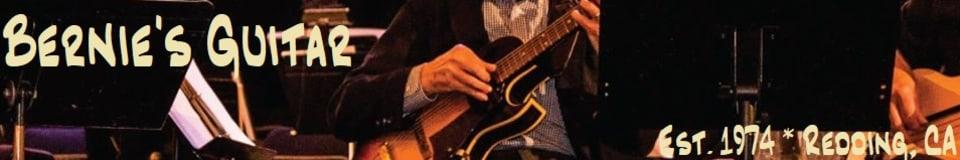 Bernie's Guitar