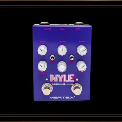 Vertex NYLE Compressor Pedal