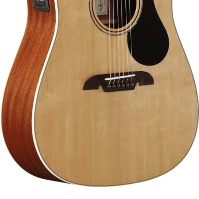 Alvarez AD60CE Artist Series Dreadnought Acoustic-Electric for sale