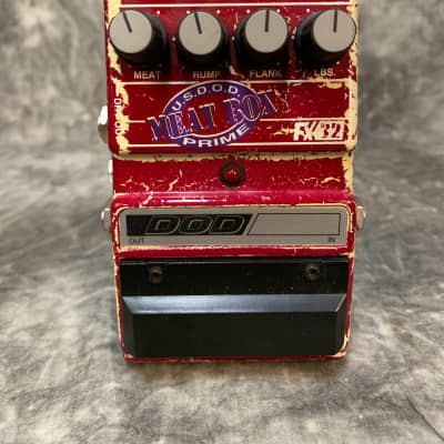 DOD FX32 Meatbox Subsynth with box & manual for sale