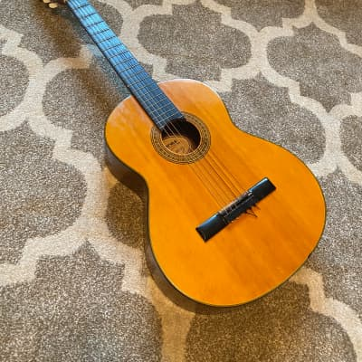 BIG SUMMER BLOWOUT// RARE VINTAGE Antares CC-34M Classical Guitar for sale