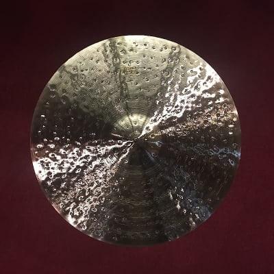 "Meinl 22"" Byzance Foundry Reserve Ride Cymbal w/ Demo Video (2620g)"