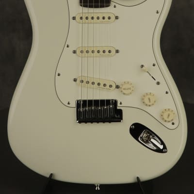 2010 Fender Custom Shop Masterbuilt JEFF BECK Stratocaster made for Jeff Beck for sale
