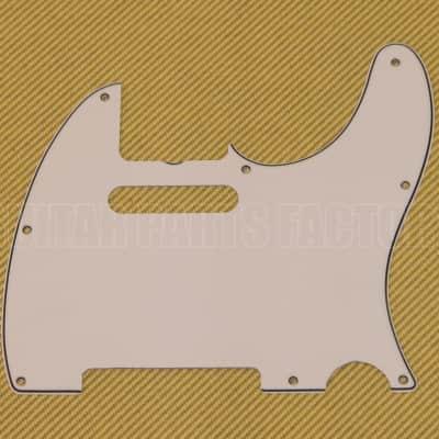 009-4218-049 Parchment Pickguard For '64 Vintage Telecaster Tele