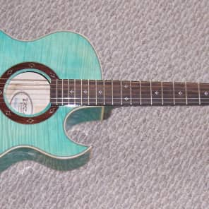 DBZ CA 21 EFM Turquoise for sale