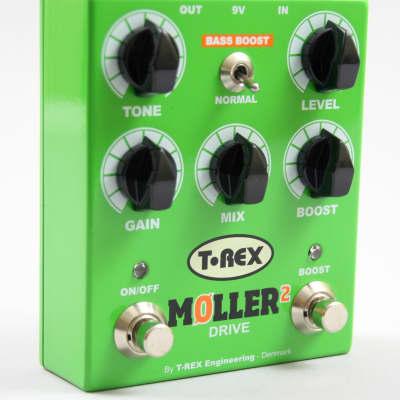 T-Rex Moller 2 Classic Overdrive Guitar Pedal