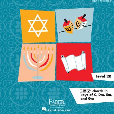 Faber ChordTime Jewish Favorites (Level 2B)