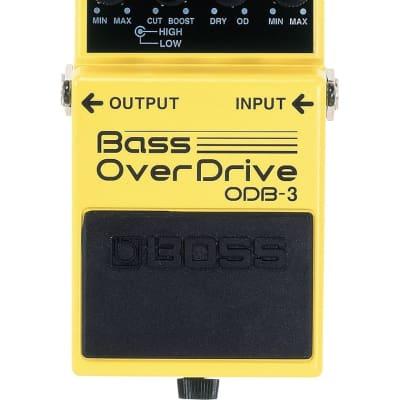 BOSS ODB-3 Bass Overdrive for sale