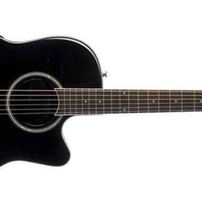 APPLAUSE Applause by Ovation AB 24 II-5 Black - chitarra elettroacustica for sale