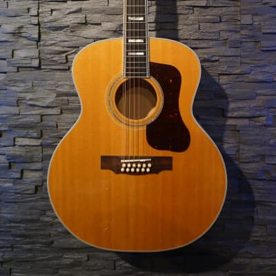 Guild F-512 Maple BLD W/C for sale