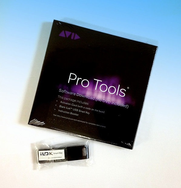 Avid Pro Tools 11 w/ iLok, NEW / Sealed FULL VERSION of | Reverb