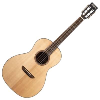 Washburn WP33SRS-L-U Royal Sapphire Parlor Acoustic Guitar