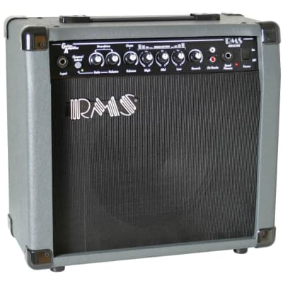 "RMS RMSG20R 2-Channel 20-Watt 1x8"" Guitar Combo"