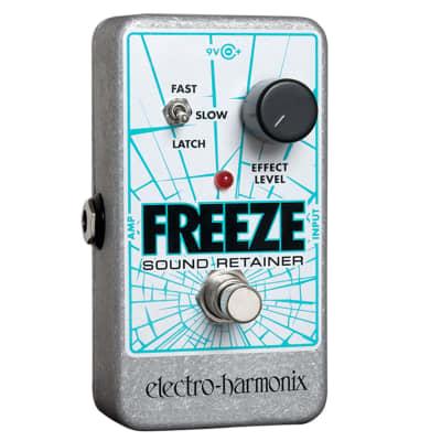 Electro-Harmonix EHX Freeze Sound Retainer Pedal