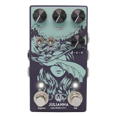 Walrus Audio Julianna Stereo Analog Chorus/Vibrato Pedal