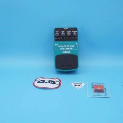 Behringer CS400 Compressor Sustainer Pedal | Fast Shipping!