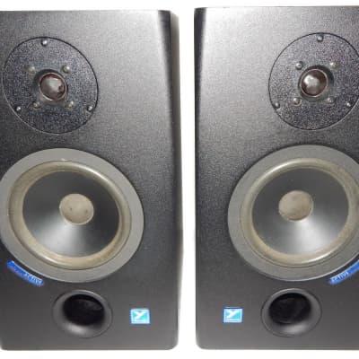 Yorkville YSM1P powered studio monitors