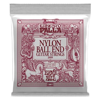 ERNIE BALL 2409 Ernesto Palla Black & Gold Ball End for sale